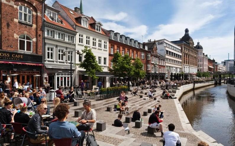 Aarhus kanalen