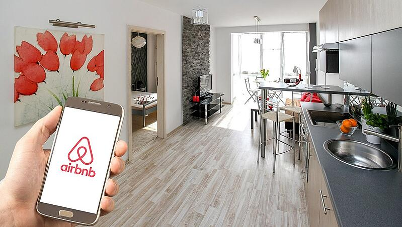 Airbnb rigget hjem