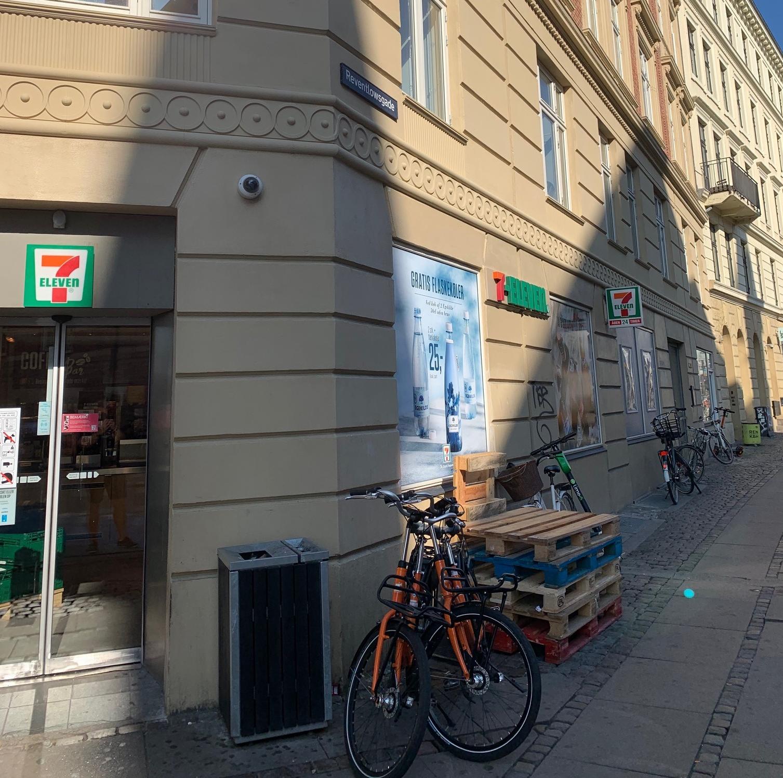 7-Eleven istegade copenhagen cut