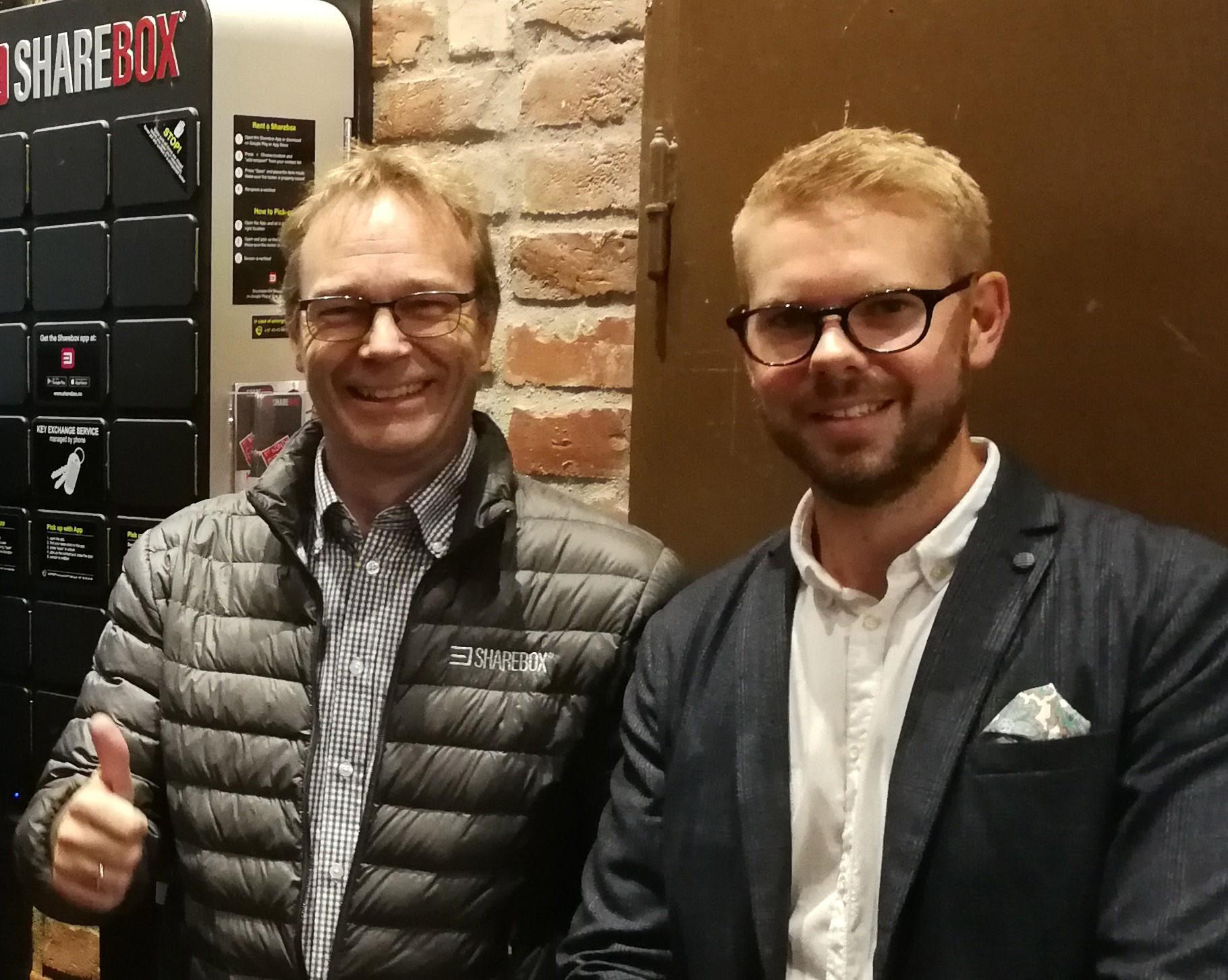 Andreas Grimstad_MECA and Leif Arne Dalene (2)