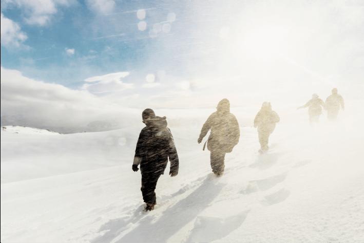 Antarctica Airbnb