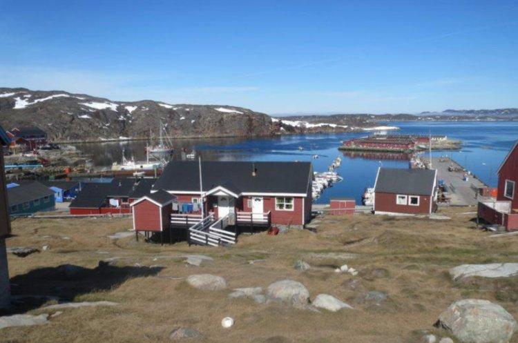 Cabin Greenland