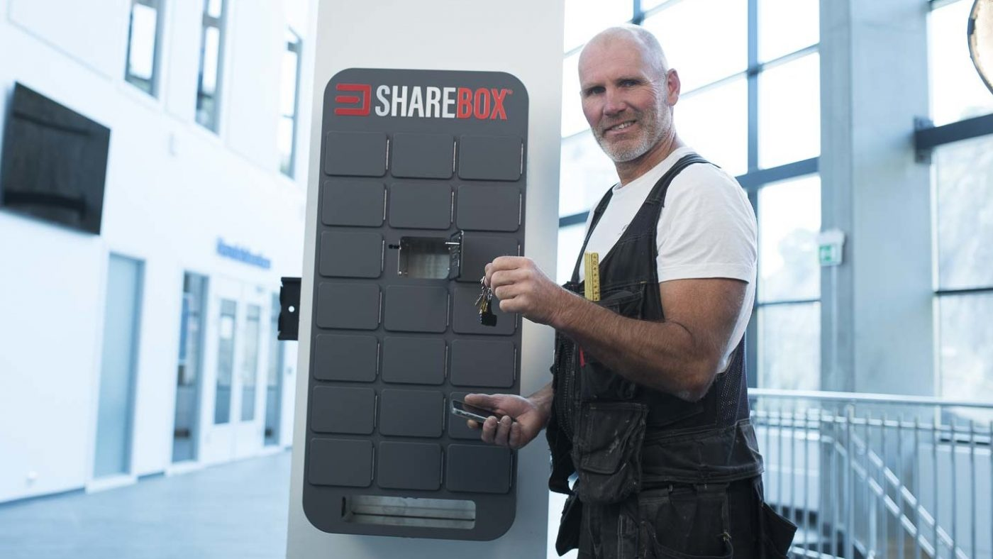Sharebox snekker