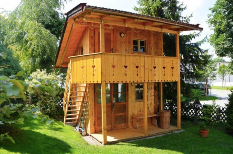 Tree house Germany